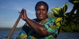 Margaret Lou-Vike, Solomon Islands activist, The Nature Conservancy